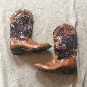 Vintage Capezio Cowboy Boots  6.5